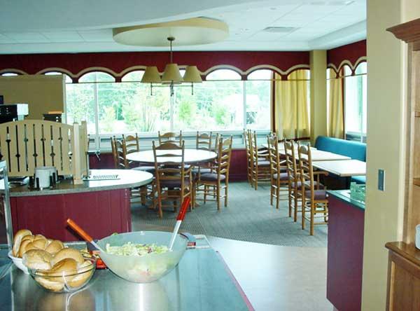 Cafeteria's